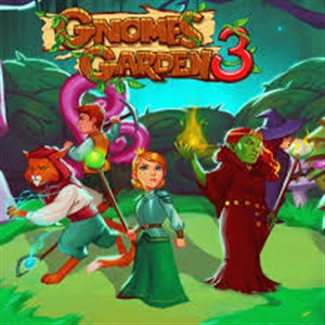 Buy Gnomes Garden 3 The thief of castles & Portal of Evil PS4 Compare Prices