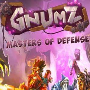 Buy Gnumz Masters of Defense CD Key Compare Prices