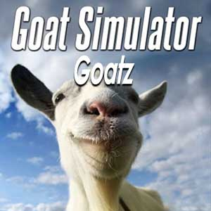 Buy Goat Simulator Goatz CD Key Compare Prices