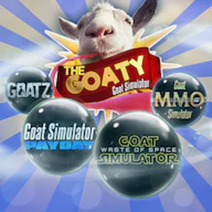 Goat Simulator GOATY