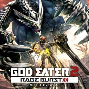 Buy God Eater 2 Rage Burst PS4 Game Code Compare Prices