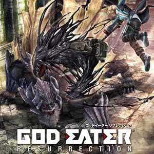 Buy God Eater Resurrection PS4 Game Code Compare Prices