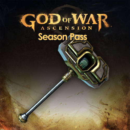 Buy God Of War Ascension Season Pass PS3 Game Code Compare Prices