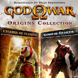 Buy God of War Origins Collection PS3 Game Code Compare Prices