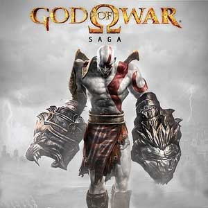 Buy God of War Saga PS3 Game Code Compare Prices