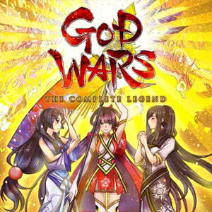God Wars The Complete Legend Additional Equipment Fox Weapon Set