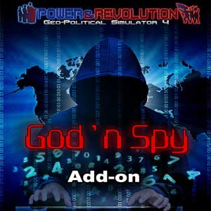 Buy Godn Spy Add-on Power and Revolution CD Key Compare Prices