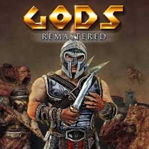 Buy GODS Remastered PS4 Compare Prices