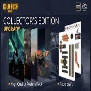 Gold Rush The Game Collectors Edition Upgrade