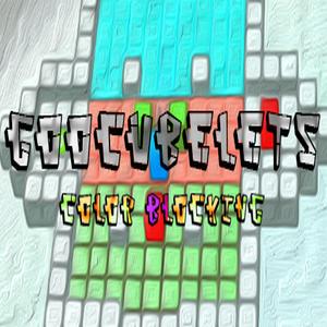GooCubelets Color Blocking