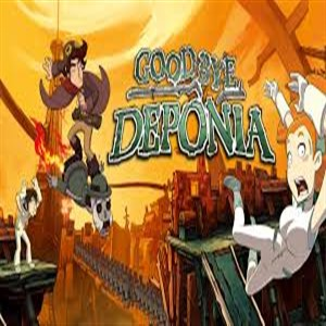Buy Goodbye Deponia Xbox Series Compare Prices