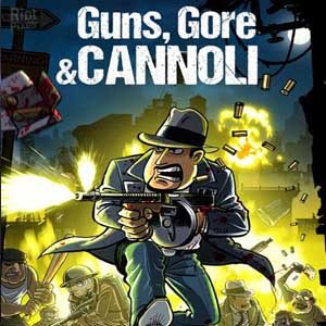 Gore Guns and Cannoli