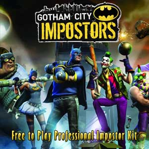 Buy Gotham City Impostors Free to Play Professional Impostor Kit CD Key Compare Prices