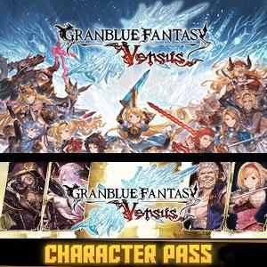 Granblue Fantasy Versus Character Pass 1