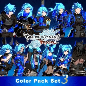Buy Granblue Fantasy Versus Color Pack 3 PS4 Compare Prices