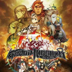 Buy Grand Kingdom PS4 Game Code Compare Prices