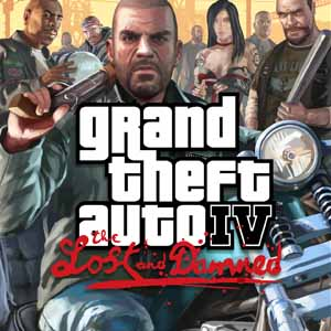 Buy Grand Theft Auto 4 The Lost & Damned CD Key Compare Prices