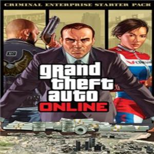Grand Theft Auto 5 Criminal Enterprise Starter Pack