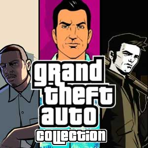 Buy Grand Theft Auto Collection CD Key Compare Prices