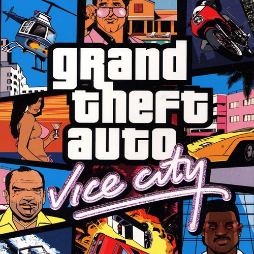 Buy Grand Theft Auto Vice City CD Key Compare Prices
