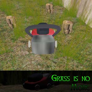 Grass is No More