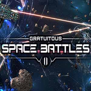 Buy Gratuitous Space Battles 2 CD Key Compare Prices