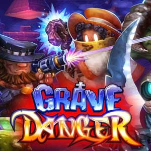 Buy Grave Danger Nintendo Switch Compare Prices