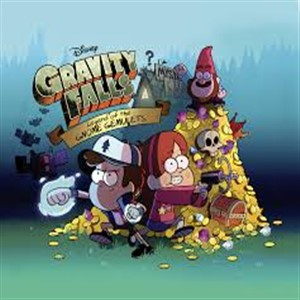 Buy Gravity Falls Legend of the Gnome Gemulets Nintendo 3DS Compare Prices