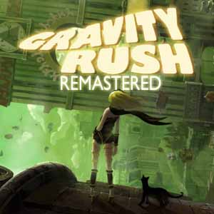 Buy Gravity Rush Remastered PS4 Game Code Compare Prices