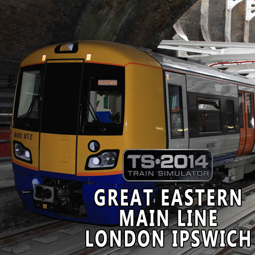 Buy Train Simulator Great Eastern Main Line London Ipswich CD Key Compare Prices