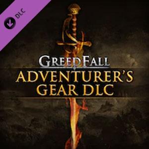 GreedFall Adventurer's Gear