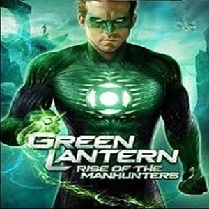 Buy Green Lantern Rise of Manhunters PS3 Compare Prices