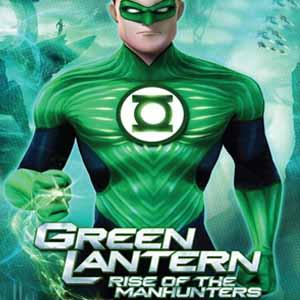 Green Lantern Rise of the Manhunters