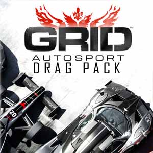 GRID Autosport Drag Pack