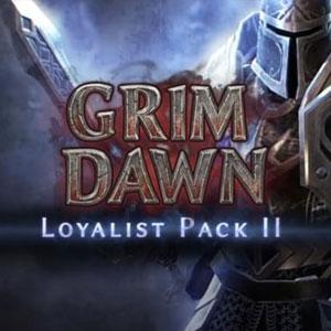 Grim Dawn Steam Loyalist Items Pack