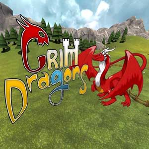 Buy Grim Dragons CD Key Compare Prices