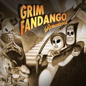 Buy Grim Fandango Remastered Xbox Series X Compare Prices