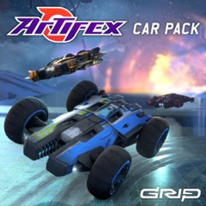 GRIP Combat Racing Artifex Car Pack