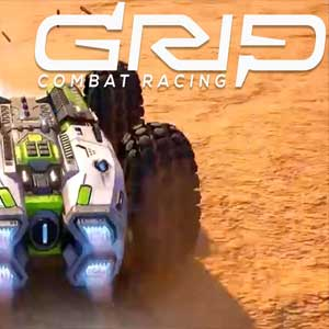 Buy GRIP Combat Racing PS4 Compare Prices