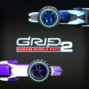 GRIP Combat Racing Garage Bundle Pack 2