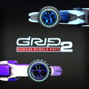 GRIP Combat Racing Garage Bundle Pack 2