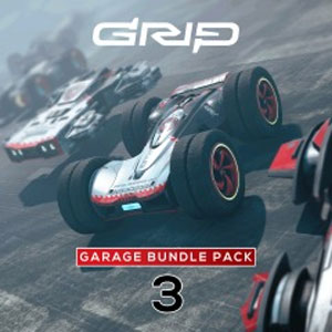 GRIP Combat Racing Garage Bundle Pack 3