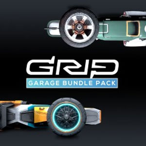 Buy GRIP Combat Racing Garage Bundle Pack Xbox One Compare Prices