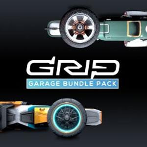 GRIP Combat Racing Garage Bundle Pack