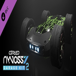 GRIP Combat Racing Nyvoss Garage Kit 2