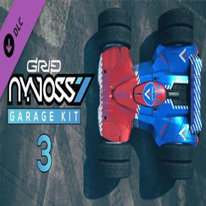 GRIP Combat Racing Nyvoss Garage Kit 3