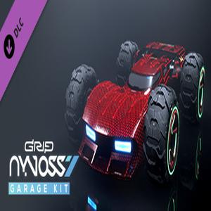 GRIP Combat Racing Nyvoss Garage Kit