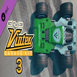 GRIP Combat Racing Vintek Garage Kit 3
