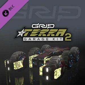 GRIP Terra Garage Kit 2