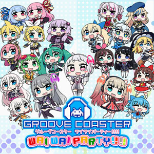 Buy GROOVE COASTER WAI WAI PARTY Nintendo Switch Compare Prices